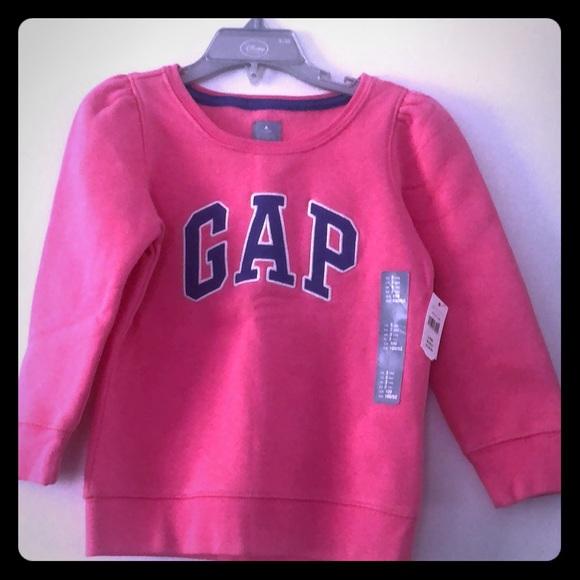 GAP Other - Toddler girl sweatshirt